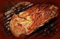 Smoked Pork Loin Recipe