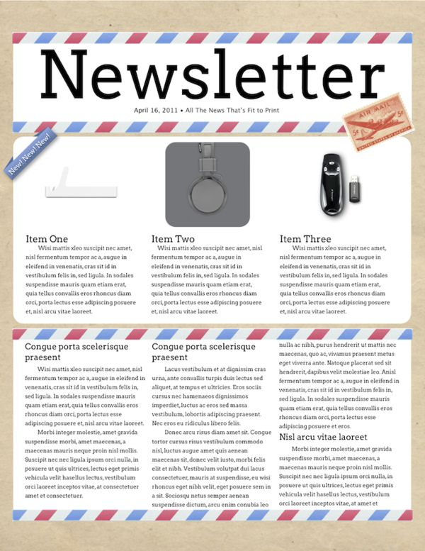 20 best newsletters and design images on Pinterest Newsletter - sample company newsletter