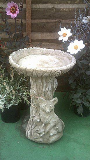 Image result for stone bird baths uk