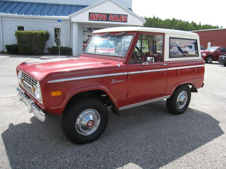 1974 Ford Bronco for sale in Odessa, FL