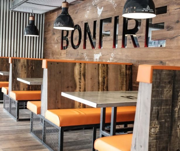 Awesome The Barbican Centre, London   Bonfire   Catering Design Group