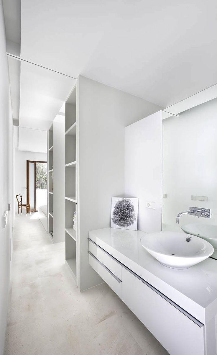 153 best banheiros sem azulejos images on pinterest | tiles