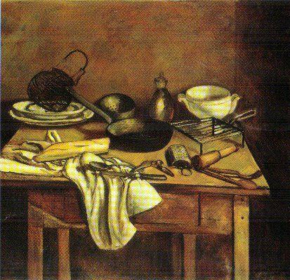 アンドレ・ドラン「テーブル」
