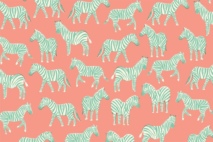 Download Now: 6 New Desktop + Smartphone Wallpapers Designed by Hello!Lucky via Brit + Co.