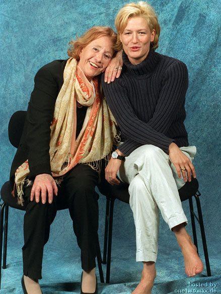 ROSEMARIE FENDEL und Susanne von Borsody. !