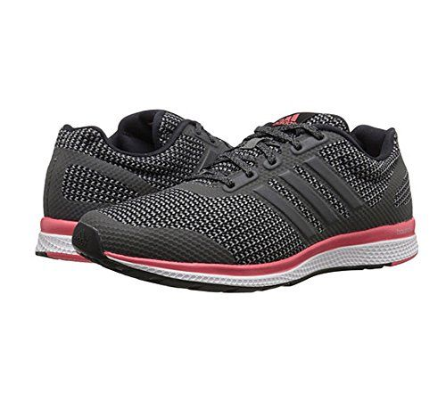 Get mile after mile of energized comfort in these women's running shoes with a full-length BOUNCE foam midsole. The knitted mesh upper adds a seamless fit and lightweight breathability....