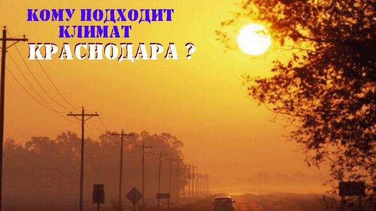 Акклиматизация в Краснодаре: ПРАВДА и ВЫМЫСЕЛ