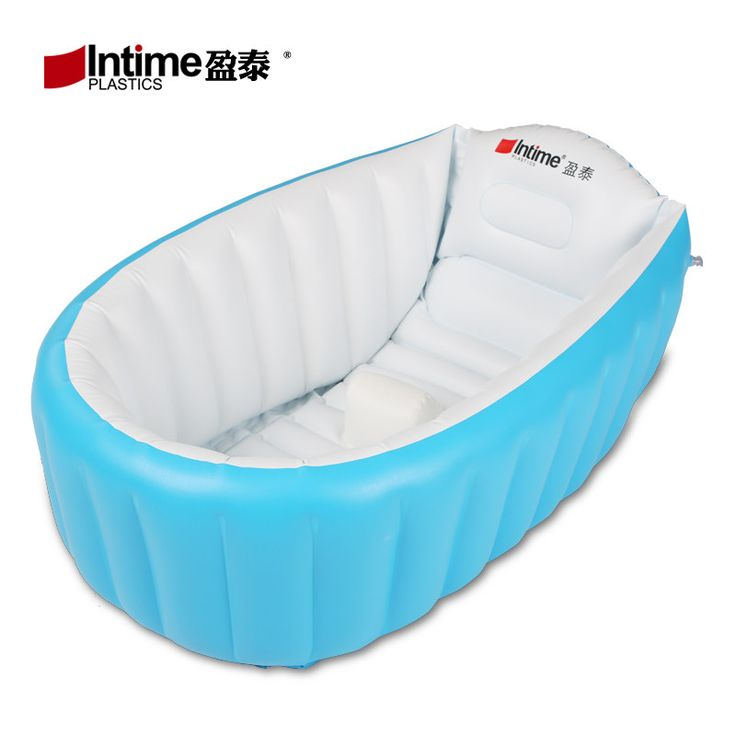 Portable Bathtub Inflatable Bath Tub Child Tub Cushion + Foot Air Pump Warm  Winner Keep Warm Folding Portable Bathtub