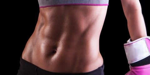 30 Day Ab Challenge Got to start thinking about warmer weather!