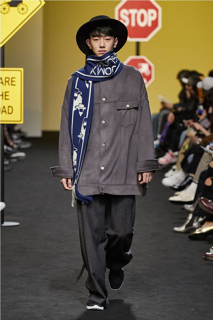 Munsoo Kwon Fall/Winter 2017 - Fucking Young!