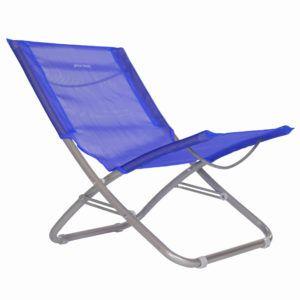 Low Profile Folding Beach Chair