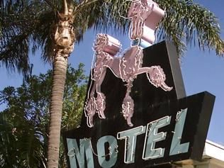 Ha! Mum used to talk about this place. I heard it's gone now >> Pink Poodle Motel, Surfers Paradise - Gold Coast Icon