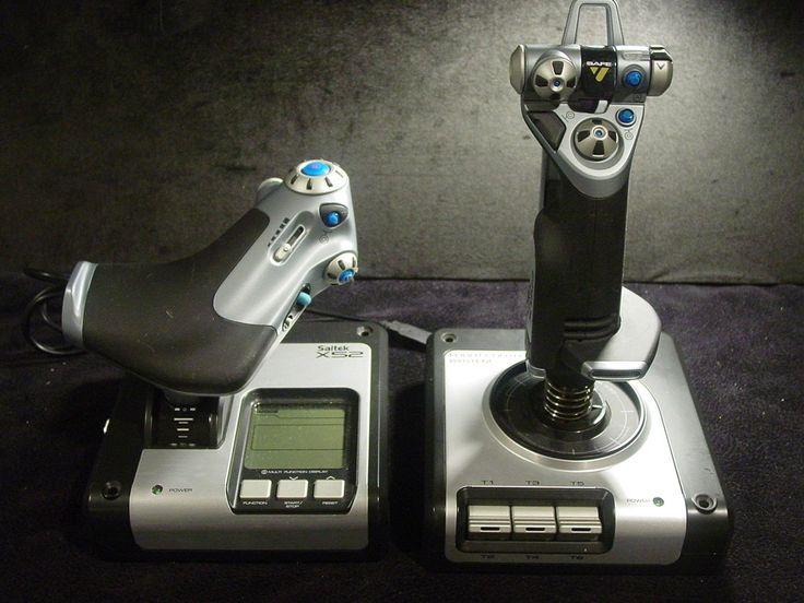 Saitek X52 Flight Controller System USB Joystick Throttle Silver Blue LED Sim: $69.95 End Date: Saturday Mar-31-2018 0:57:04 PDT Buy It Now…