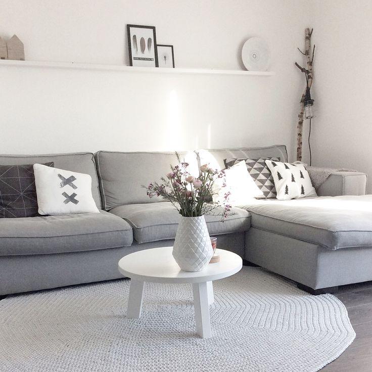 Die Besten 20 Big Sofa Grau Ideen Auf Pinterest