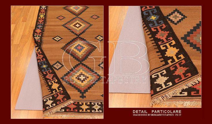 Antiscivolo tappeti, da usare al posto della rete antiscivolo per conservare i tappeti antichi, i tappeti Kilim ed i tappeti Aubusson_141409463335
