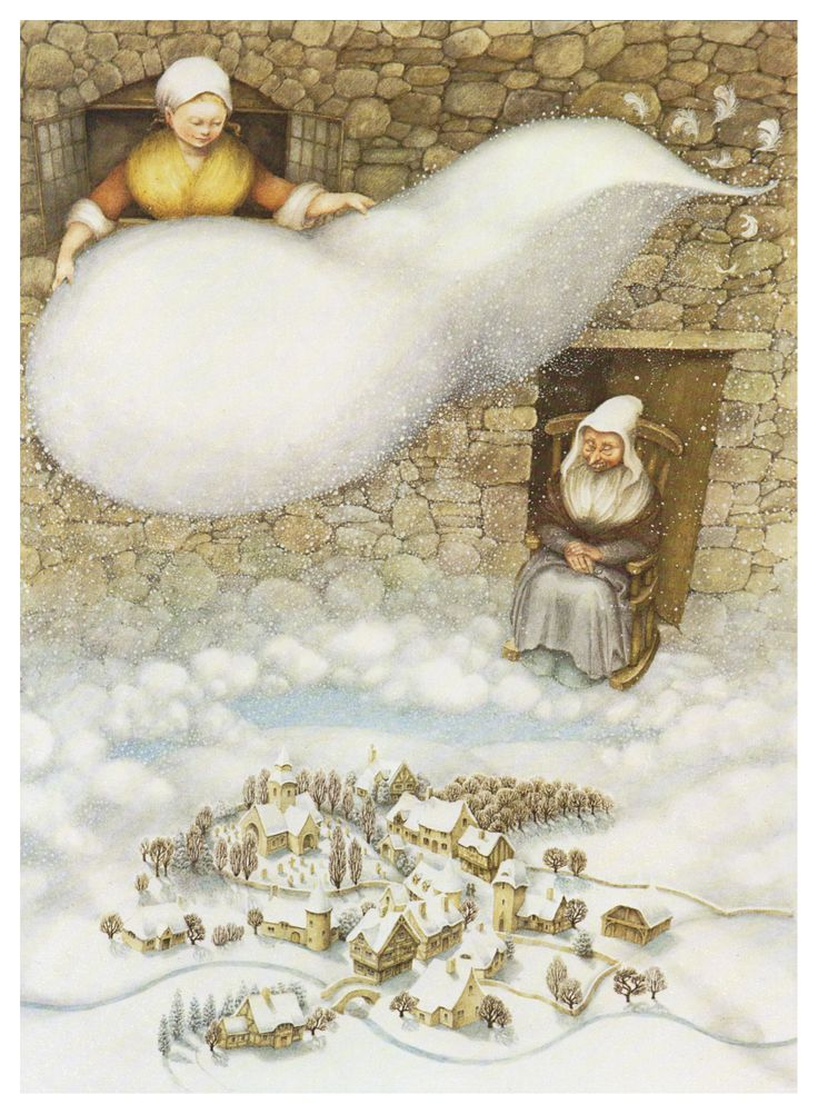 Frau Holle (Illustrationen)                                                                                                                                                                                 Mehr