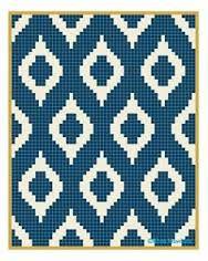 Картинки по запросу tapestry crochet pattern