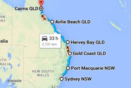 Ultimate Australia Road Trip - Sydney to Cairns With All The Best Stops Along The Way