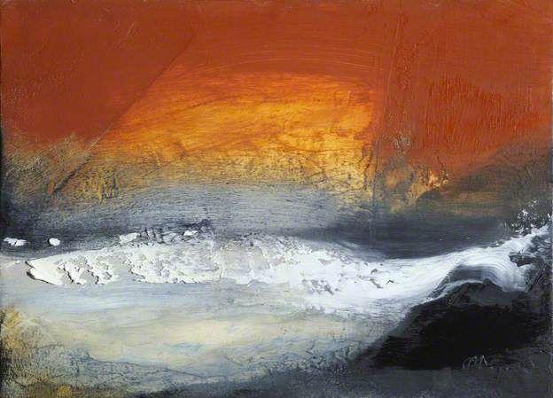 Hughie O'Donoghue - Saltwater 4