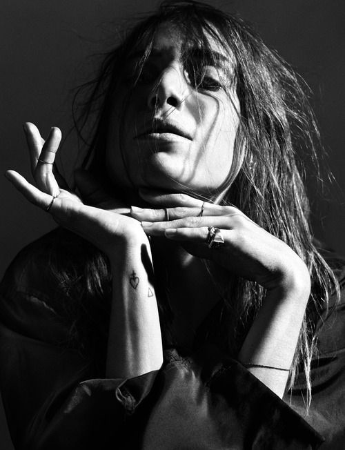 Lykke Li the heartache queen.