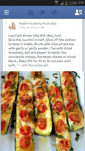 Low Carb Zucchini EASILY PIZZA TOPPING STUFFED - by SCRAPING the toppings off a mini microwaved pizza! (or oven-baked store pizza)