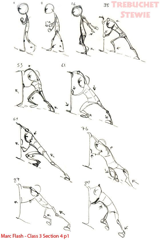 gesture drawing for animation pdf