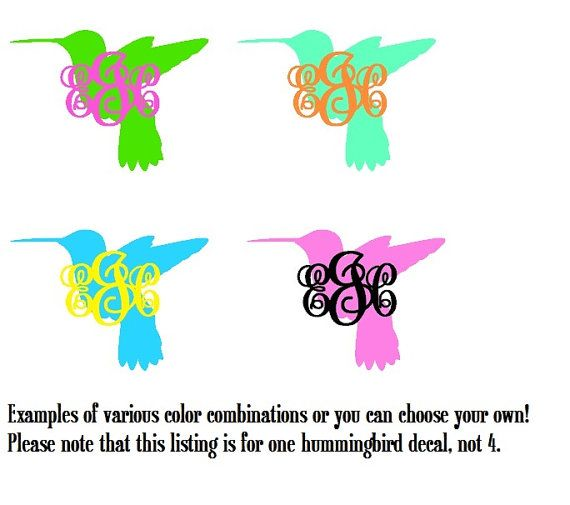 Best Car Decals Images On Pinterest Car Decals Monograms And - Monogram car decal sizescar window monogram decalchickadees designs
