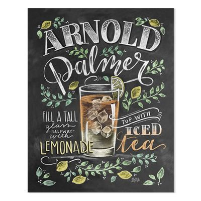 Arnold Palmer Recipe - Print #Food #Gifts #Kitchen