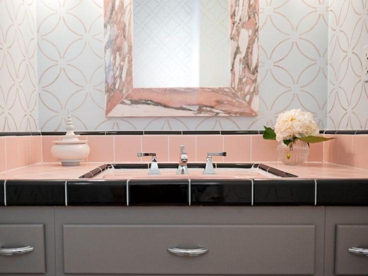Hot Pink Bathroom Cabinet