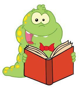 I am a bookworm because I love to read science Fiction novels.