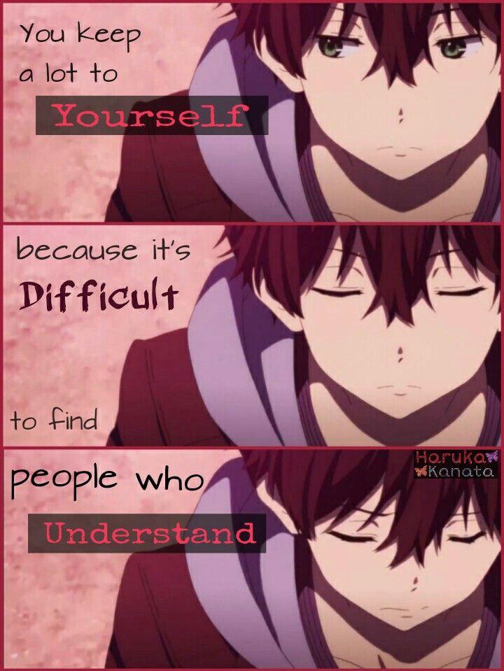 Excellent Sad Quotes Manga Gallery - Valentine Ideas - zapatari.com