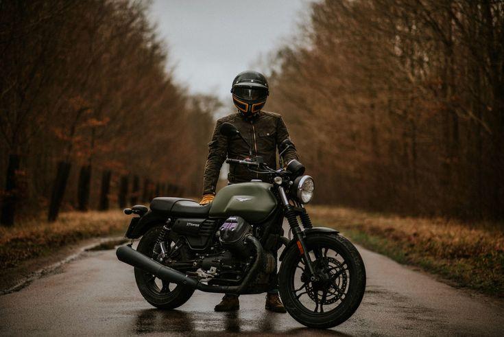C'est avec une joie dissimulée que nous avons pu tester en avant première la toute nouvelle Moto Guzzi V7 III. Notre avis complet ici !