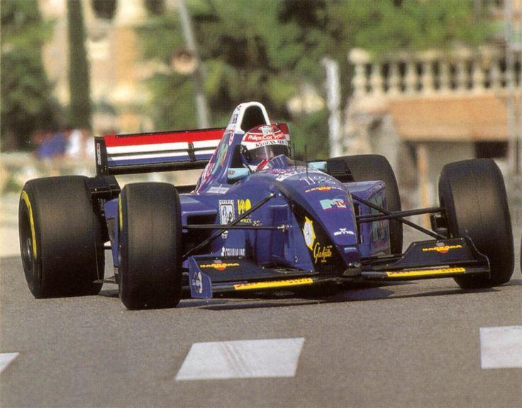 Jos Verstappen - Simtek S941 (Cosworth) - 1995