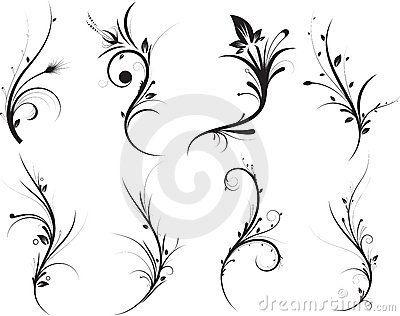 wall stencils patterns   Free Stencil Patterns - My Patterns