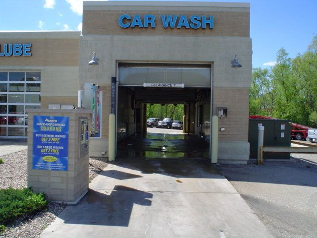 We have a 24/7 Touchless Car Wash!