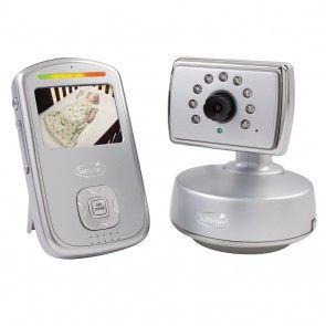 Summer Infant Baby Zoom Digital Video Monitor Privacy Plus, Safety Products for Baby Kids monitoring