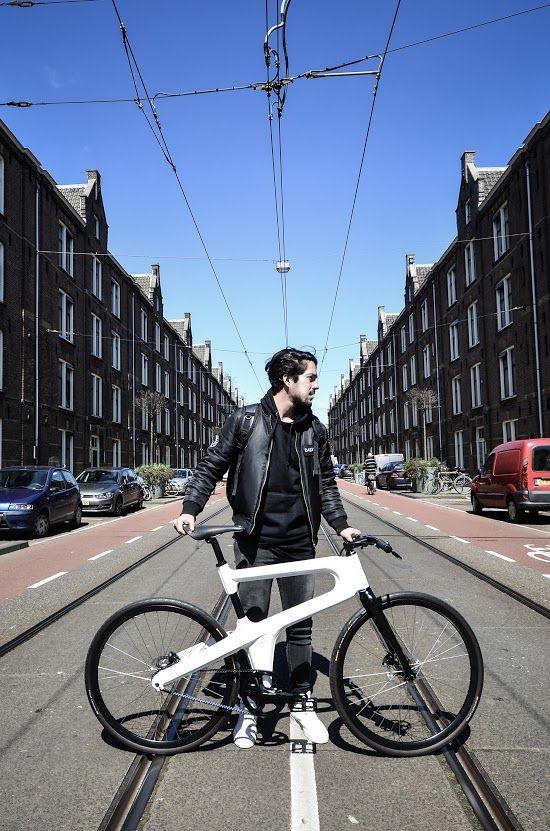 - Mokumono: Een door robots gebouwde Nederlandse fiets! - Manify.nl