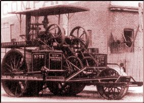 Caterpillar Tractor:  Benjamin Hold invents first successful track-type tractor in 1904 (technology later used for tanks, moving heavy artilery).