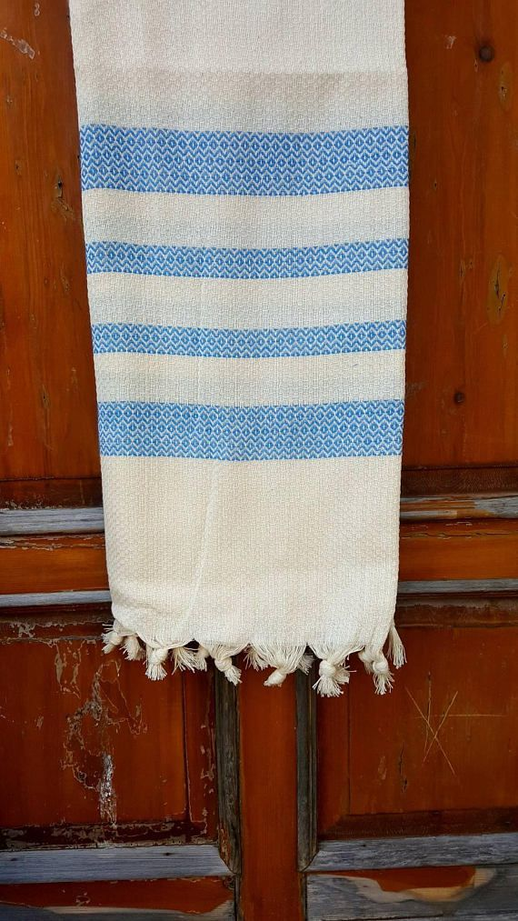 Check out this item in my Etsy shop https://www.etsy.com/listing/560395121/turkish-bath-towel-peshtemal-blue