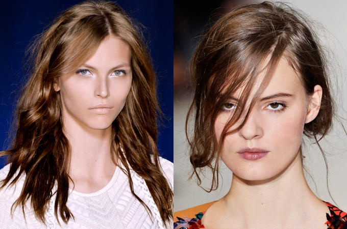 #tendenze2013 I capelli stropicciati