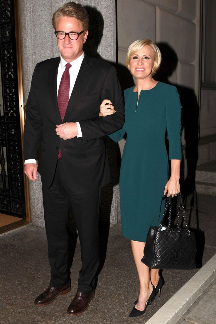 Mika Brzezinksi and Joe Scarborough Celebrate Their Engagement with a Star-studded N.Y.C. Party