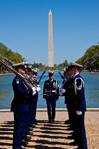 Silent Drill Team | by U.S. Coast Guard