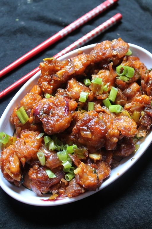 YUMMY TUMMY: Gobi Manchurian Dry Recipe / How to Make Restaurant Style Gobi Manchurian Dry