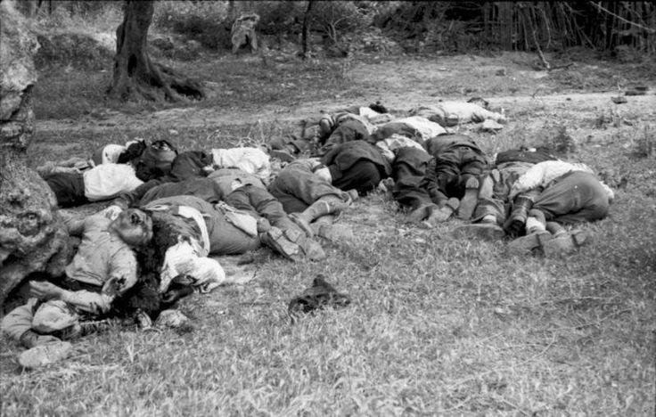 Η σφαγή στο Κοντομαρί - 36 συγκλονιστικές ΦΩΤΟ   www.enikos.gr - Κοινωνία