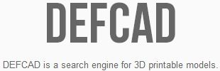 DEFCAD - Motore di Ricerca Oggetti e Modelli Stampa 3D ( clicca l'immagine x leggere il post )