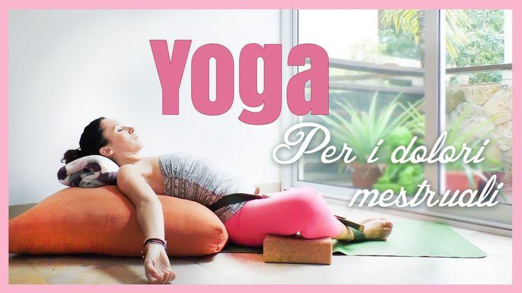 Yoga realx per i dolori mestruali
