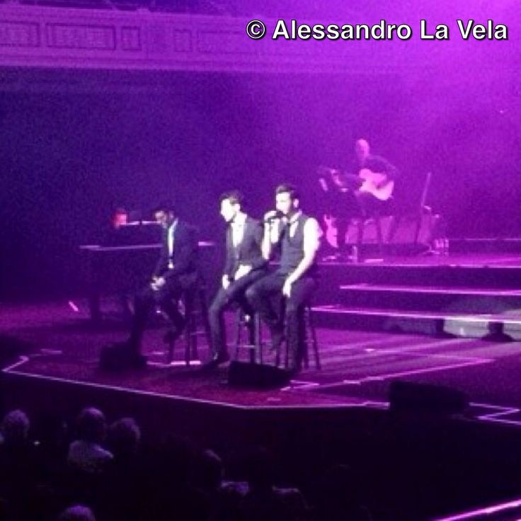 "IL VOLO, ""Shermerhorn Symphony Center"", Nashville, Tennessee Best Night Ever!!!"