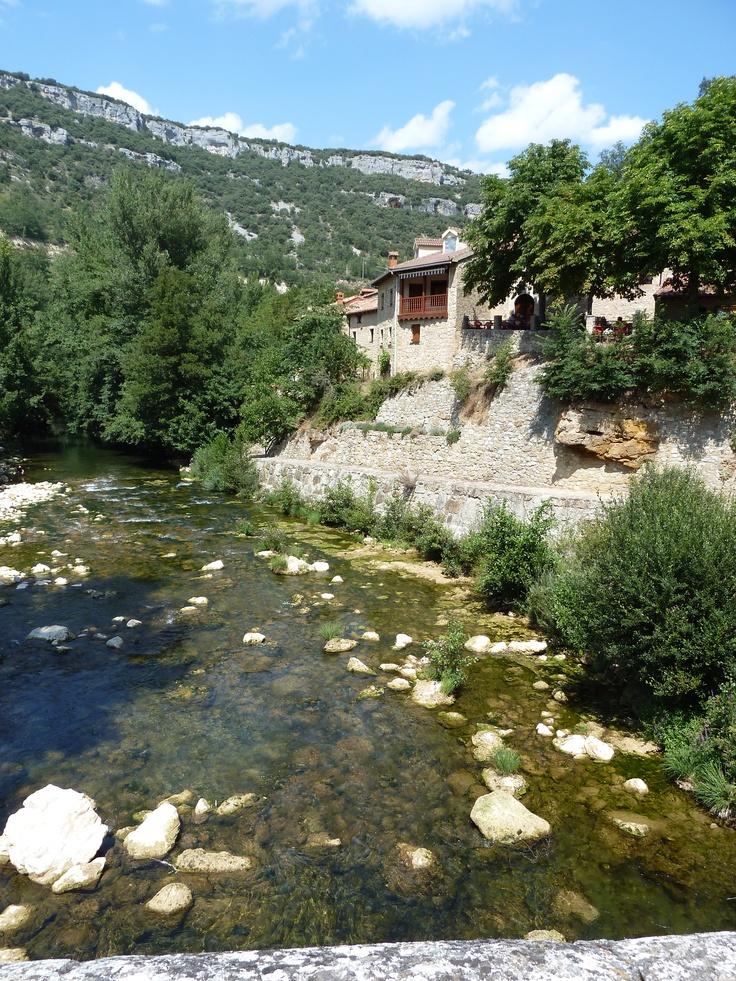 Cañones del Ebro   Burgos  Spain