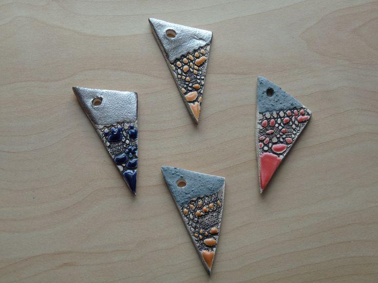 Přívěsky-trojúhelník