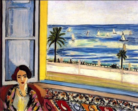 best the art of henri matisse images henri  w seated back turned to an open window henri matisse 1921 1923